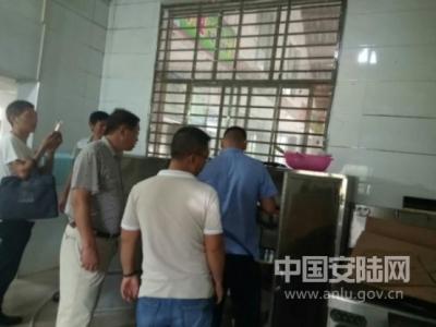 王义贞镇多部门联动为开学工作保驾护航