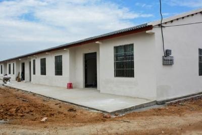 胡明刚调研督办易地扶贫搬迁和高标准农田建设工作