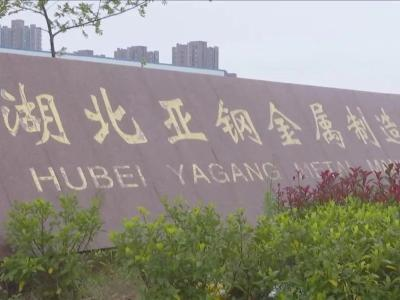 湖北亚钢:科技创新推进产值十连增