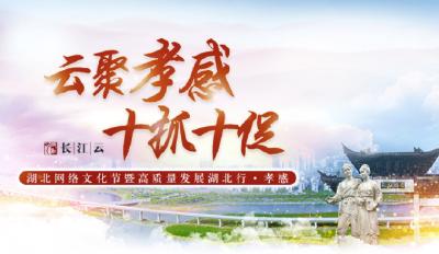 专题 | 湖北网络文化节暨高质量发展湖北行云聚孝感
