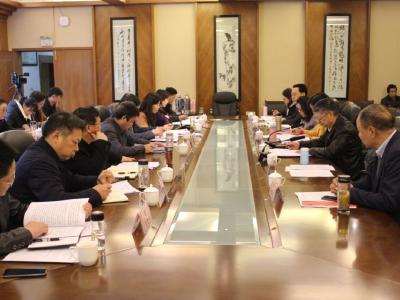 省政协调研组到安陆市调研乡村特色文化建设情况