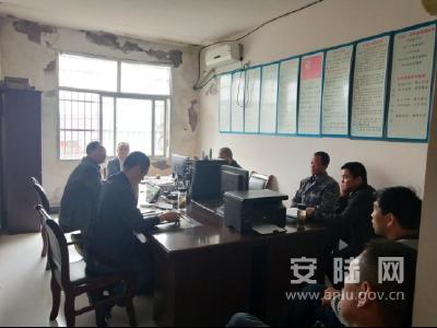 安陆市烟店镇开展稻田综合养殖技术指导