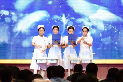有一种责任叫奉献 ——安陆白衣天使献给第108个护士节的赞歌