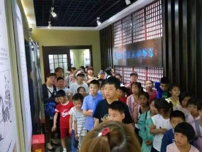 """安陆市举办""""希望家园""""关爱留守儿童文化之旅暨庆""""六一""""主题活动"""
