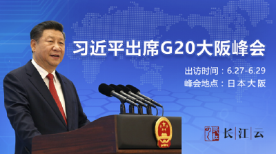 聚集2019年G20峰会