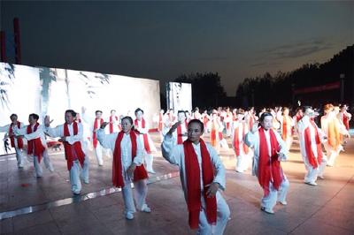 """安陆市将在全国第11个""""全民健身日"""" 开展系列活动展演"""