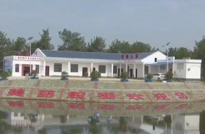 安陆洑水镇:打造树绿、水清、景美花园城镇