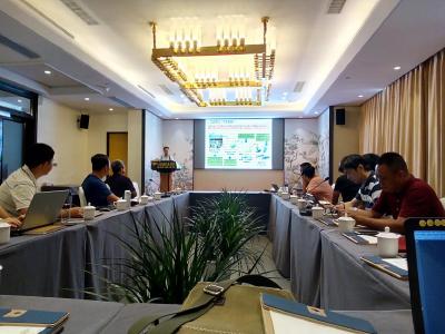 """国家重点研发计划""""水稻主产区氮磷流失综合防控技术与产品研发""""项目现场工作会在安陆召开"""