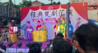 享受文化 点亮生活——安陆市7月份文化惠民活动热火朝天