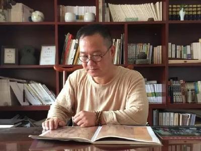 安陆市青年书法家刘子安作品入展全国第十二届书法篆刻作品展览