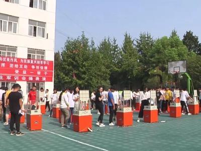 安陆市举行2019年全国科普日活动启动仪式