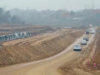 赵棚镇:两大红色旅游公路进入建设倒计时