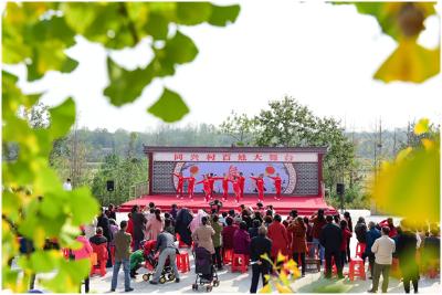安陆市王义贞镇多形式开展扶贫日活动