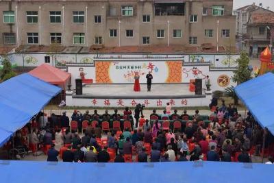 众人拾柴火焰高——安陆市辛榨乡高店村近300村民捐资支持家乡建设