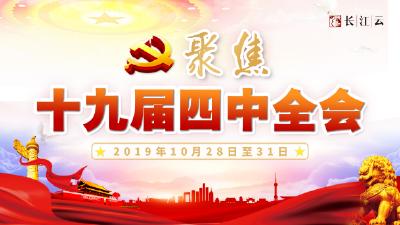 专题 | 聚集中国共产党十九届四中全会