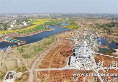 安陆建设生态之城 市民乐享幸福生活