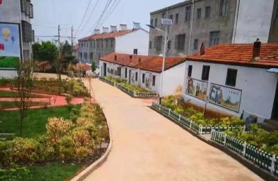 安陆市烟店镇余寨村入选2020年度美丽乡村建设试点村