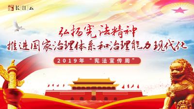 """2019年""""宪法宣传周"""""""