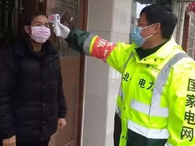 驻村防控队员肖强:疫情不灭,绝不撤兵!