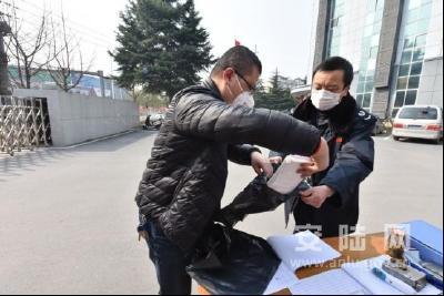 安陆市税务局:精准服务 助力企业复工复产