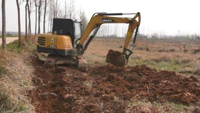 怡源生态林业:复工复产 打造棠棣镇生态名片