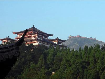 3月23日,白兆山李白文化旅游区正式恢复开放