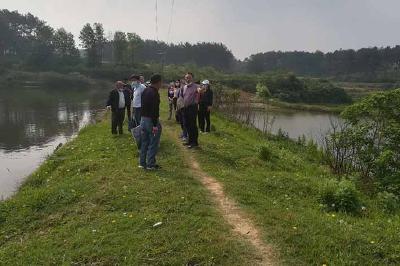 安陆市高标准农田建设稳步推进