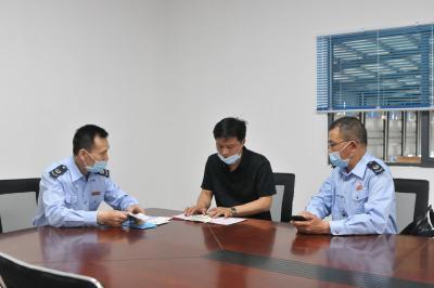 支持企业复工复产,安陆市成功办理首笔留抵退税