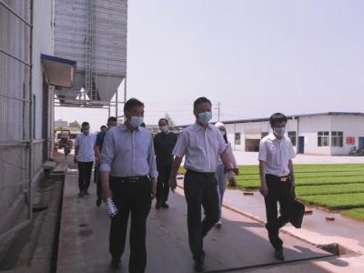 胡明刚调研督导安陆市景区项目建设和路长制示范线创建工作