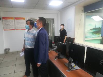 安陆市文化和旅游局开展安全大检查
