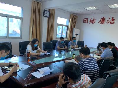 安陆市副市长董庭调研督导农旅融合发展项目
