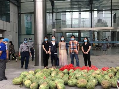 """29户,10万斤 ——安陆市开展 """"搭把手·拉一把 """"助农解困境活动"""