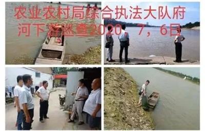 安陆查获三无渔船24艘,收缴渔网174个