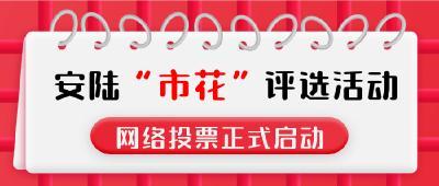 """【安陆""""市花""""评选活动】今日网络投票正式启动,快来Pick你最爱的""""市花""""!"""
