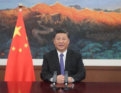 """外交习语丨关于亚投行发展,习主席""""四新""""建议新在哪儿?"""
