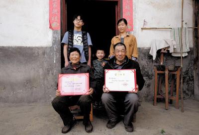 走向我们的小康生活——接官乡杨冲村:依托产业走上富民兴村路