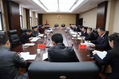 赤壁检察:市政协主席李满林一行来院调研