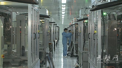 维达力二期项目月底正式投产 年产值将达5亿