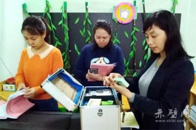 营里小学加强食堂食品卫生安全管理