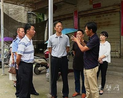 赤壁市召开校园周边环境整治领导小组联席会议