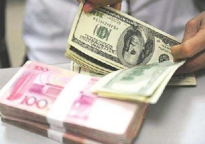 人民币对美元汇率连涨9天 造就近两年来最长的连涨周期