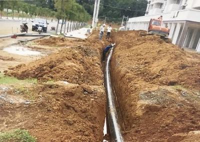点滴之水凝真情 赤壁市供水公司的职责使命