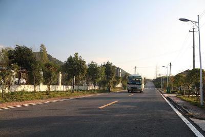 赤壁|西杨线杨家岭至宋河道路改造工程顺利竣工