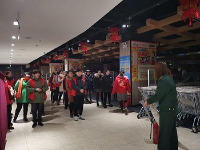 赤壁消防大队开展人员密集场所消防安全集中培训