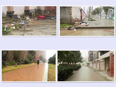 赤壁市第四季度城市综合管理检查情况出炉 这些部门被点名