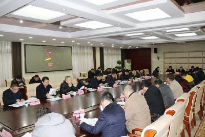 市精准扶贫指挥部召开第五次工作会议