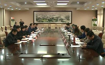 省纪委监委督导组督导赤壁人防系统腐败问题专项治理工作