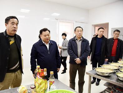 咸宁市人大常委会来赤调研城区学前教育工作