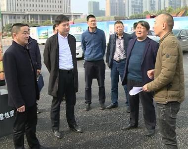 咸宁市2018年度水土保持目标现场考核组来赤考核