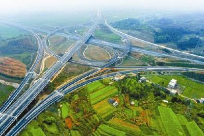 湖北今年将建成8条高速公路 预计为近12年之最